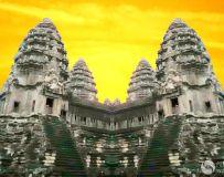 星光南阳部--------柬埔寨拍摄活动花絮5