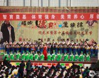 """淅川县第二小学举办""""唱响德育主旋律""""校园文化艺术节"""