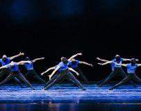 舞蹈--基本功展示