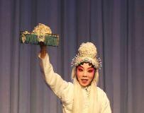 京剧《小上坟》剧照