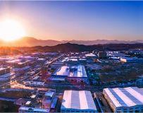 冬日映亮产业园