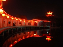 2013第9期月赛    湖光夜色