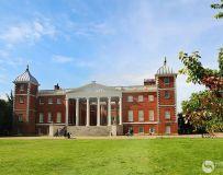 伦敦于1777年建设的庄园