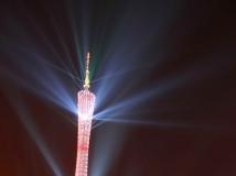 花城广场节日之夜