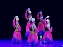 舞蹈《古扎丽古丽》
