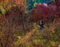 胭脂塔——摄影实战人像作业(4)