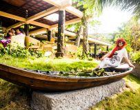 星光南阳部-----------越南《蚕岛》拍摄活动花絮5