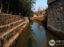 石头村的河道