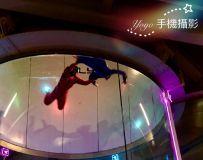 室内跳伞,(Indoor Skydiving)非常棒的经历。2