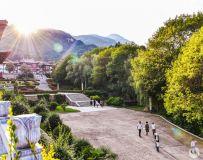 国庆70周年假期拍摄于河南佛教学院(一)