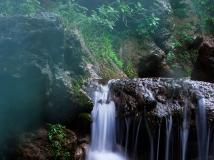 """【""""美丽淅川""""全国摄影大赛】银辉洒山涧"""