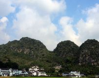 大美贵州——兴义万峰林采撷之一
