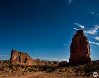 美国西部行。拱门国家公园(5)