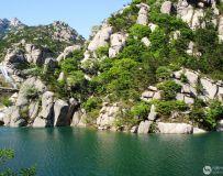 青岛崂山风景