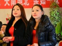 光影中国第二届年会掠影--瑜珈姊妹花