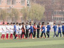 中学生足球赛