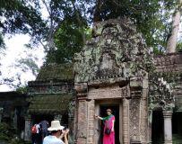星光南阳部--------柬埔寨拍摄活动花絮2