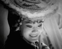 《藏族女孩》
