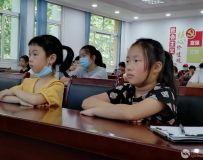"""滁州市海事(港航)中心开展""""防溺水安全知识进社区""""活动"""