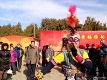 """""""百天羊""""杯2015第2期月赛""""年味"""" ————台上台下(组图)"""