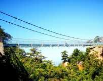 老界岭之玻璃吊桥