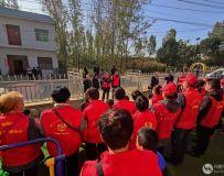社区志愿者协会开展百名志愿者文明乡村行走进石桥镇 21