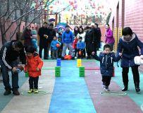北纬蓝天幼儿园中四班活动随拍 121