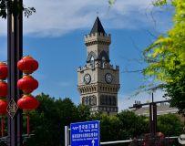 西安临潼钟楼