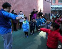 北纬蓝天幼儿园中四班活动随拍 122