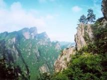 西峡老界岭