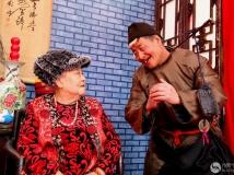 """""""百天羊""""杯2015第2期月赛""""年味"""" ——拜年了您呐(组图)"""