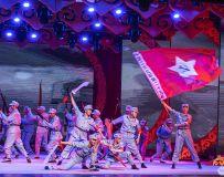 长征颂歌《红二十五军鏖战方城县独树镇》3