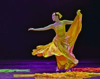 舞蹈--五彩云霞1