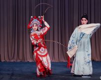 京剧--改容战父4