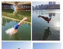 冬泳爱好者(手机)