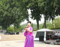 北京东城区周末百姓大舞台随拍之五