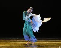 舞蹈素影南山