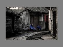一条老街留下的印象