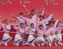 祝福祖国健身舞蹈赛7