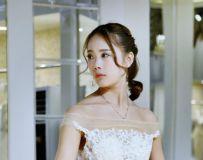 婚纱模特8