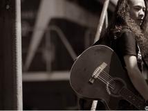 韦小波----一个追寻原创音乐的狂人