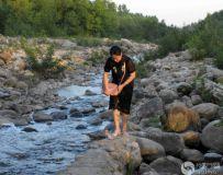 静静的小河