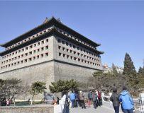 北京明城墙遗址公园随拍之二十——角楼
