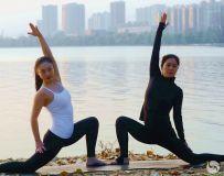 瑜伽环境人像拍摄纪实(11)