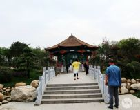 南阳世界月季大观园之风光(9)——卧龙苑