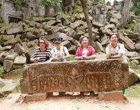 星光南阳部--------柬埔寨民俗拍摄活动花絮4