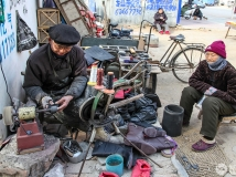 [14年五期月赛] 幸福的老鞋匠