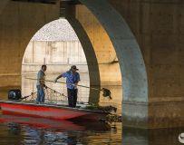 河道清洁工