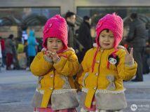 """光影中国2016第1期月赛""""春运""""(双胞胎小姐妹在车站留个影)"""