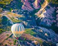土耳其热气球